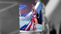 Taylor Swift Wows in a Union Jack Minidress at Victoria's Secret Fashion Show