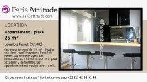 Appartement Studio à louer - Levallois Perret, Levallois Perret - Ref. 6997