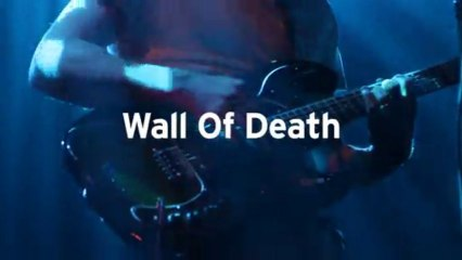Pitchfork 2013 - Jalouse x Converse presents Wall Of Death