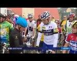 l'AVDD sur l'étape cyclo du Tour 2013 à St Malo
