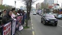 PROTEST IMPOTRIVA CRIMEI IN MASA!! Primaria Municipiului Bucuresti, 14 noiembrie 2013 (2)