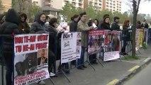 PROTEST IMPOTRIVA CRIMEI IN MASA!! Primaria Municipiului Bucuresti, 14 noiembrie 2013 (3)