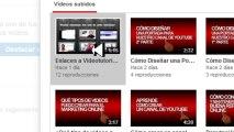 Configurar Vista para Usuarios Suscritos en Youtube
