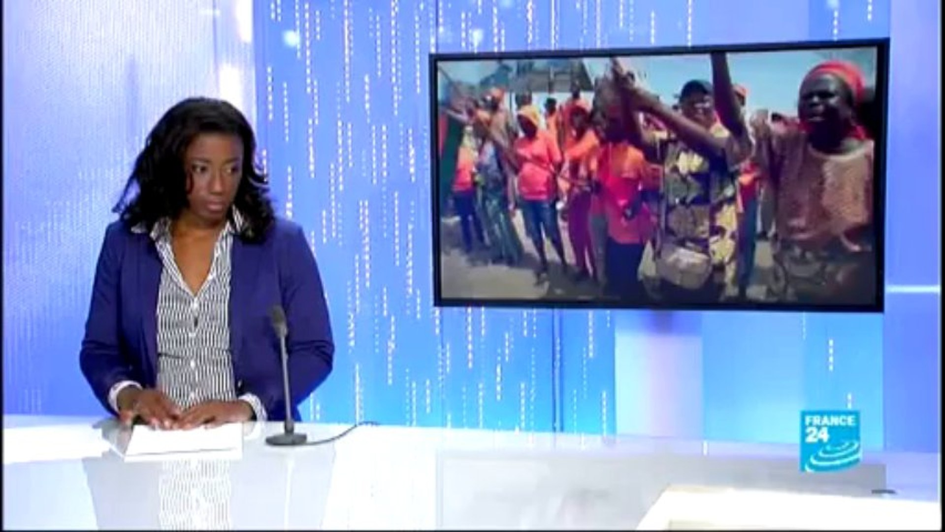 AFRICA NEWS - French priest kidnapped in Cameroon