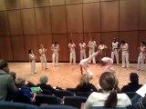 Brazilian Capoeira Demonstration!