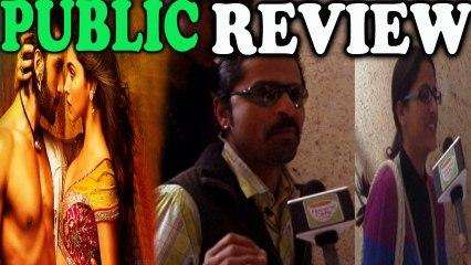 Ranveer Singh Deepika Padukone - Ram Leela Public Review