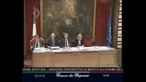 Roma - Audizioni su delitti contro l'ambiente e cannabis (12.11.13)