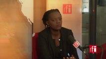 """Rama Yade : « Comment j'ai ressenti les attaques racistes contre Christiane Taubira ? D'abord j'ai été très émue, parce que la France c'est mon pays. Et le voir régresser ainsi en s'en prenant à la garde des Sceaux..."""""""