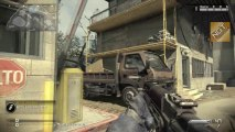 Ghosts Tactical - Prison Break Multiplayer Map Walkthrough and Callouts with Interactive Elements