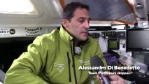 Severe Weather Sailing on the Imoca 60s