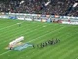 France All Blacks Haka du 18/11/2006