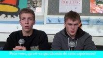 Projet Jeunes: Atelier graff pour un changement de décor aux ateliers de la Fontaine