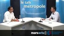 Le talk métropole Marsactu : Belkacem Medjahed, administrateur de l'Union des Centres Sociaux des Bouches du Rhône