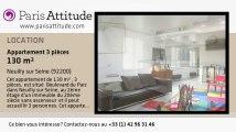 Appartement 2 Chambres à louer - Neuilly sur Seine, Neuilly sur Seine - Ref. 5787