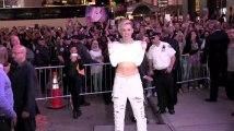 Miley Cyrus Smoked Real Marijuana at European MTV Awards