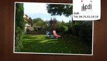 Vente - maison - SALAISE SUR SANNE (38150)  - 140m²