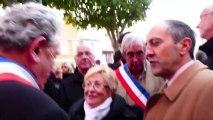HENRI MILAN 2014 - Soutien aux élus agressés le 11 novembre à Chateaurenard
