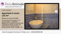 3 Bedroom Apartment for rent - Neuilly sur Seine, Neuilly sur Seine - Ref. 6188