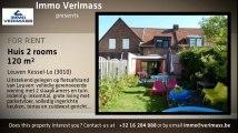 Te huur - Huis / Woning - Leuven Kessel-Lo (3010) - 2 kamers - 120m²