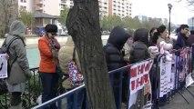 PROTEST IMPOTRIVA CRIMEI IN MASA!! Primaria Municipiului Bucuresti, 14 noiembrie 2013 (18)