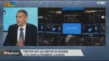 L'actualité IT de la semaine: Yann Serra, Benoît Darde et Olivier Rafal, dans 01Business – 16/11 2/4