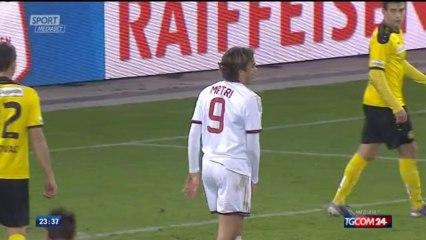 Young Boys - Milan 1-3 16.11.2013 HIGHLIGHTS MEDIASET