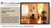 Appartement 1 Chambre à louer - Gare de l'Est/Gare du Nord, Paris - Ref. 1608