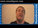 Russell Grant Video Horoscope Taurus November Sunday 17th 2013 www.russellgrant.com