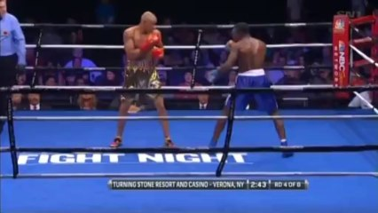 2013-11-16 Isaac Chilemba vs Michael Gbenga