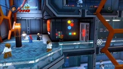 marvel lego niveau 3