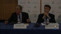 Michel Rocard - 35 ans de construction européenne : bilan et perspectives