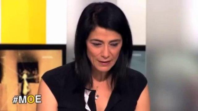 """Hiam Abbass : """"Nous sommes les Palestiniens d'Israël et pas les arabes israéliens"""""""