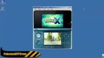 [TUTORIEL] Télécharger Pokemon X et Y PC Rom Nintendo 3ds Emulateur PC [lien description] (Novembre 2013)
