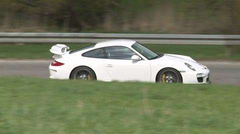 autocar.tv: Porsche GT3 drivenautocar.tv: Porsche GT3 driven