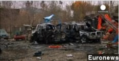 Suicide Bomb Hits Afghan Capital Days Before Security Talks