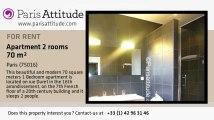 1 Bedroom Apartment for rent - Porte Maillot/Palais des Congrès, Paris - Ref. 2596