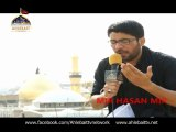 Mir Hassan Mir Interview at Karbala on... - Ahlebait TV Networks -