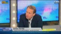 """""""Il faut redonner la parole à la société civile"""", Denis Payre, dans GMB – 18/11"""
