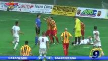 Catanzaro - Salernitana 2-2 | Highlights and Goals Prima Divisione Gir.B 12^ Giornata 17/11/2013