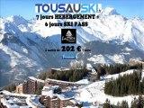 vacances ski pas cher avec Tous Au Ski, ski tout compris les Arcs