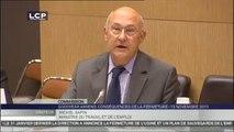 TRAVAUX ASSEMBLEE 14EME LEGISLATURE : Audition de M. Michel Sapin, ministre du Travail, de l'emploi, de la formation professionnelle et du dialogue social.
