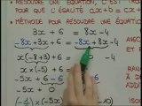 Simplifier les calculs et vérifier sa solution