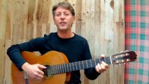 Le vingt-deux septembre - Georges BRASSENS reprise (guitar & vocal cover)