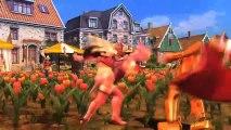 Tekken Revolution (PS3) - Présentation de la version 1.3