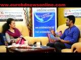 Interview Of Closeup Singer Nishita Barua With Shaifur Rahman Sagar By eurobdnewsonline.com