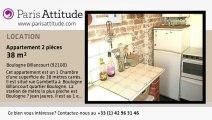 Appartement 1 Chambre à louer - Neuilly sur Seine, Boulogne Billancourt - Ref. 3672