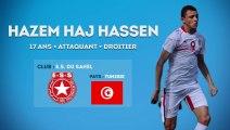 Hazem Haj Hassen, l'espoir tunisien qui a tapé dans l'oeil de l'ASSE !