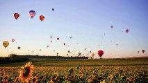 Timelapse de montgolfières - Lorraine Mondial Air Ballons 2013