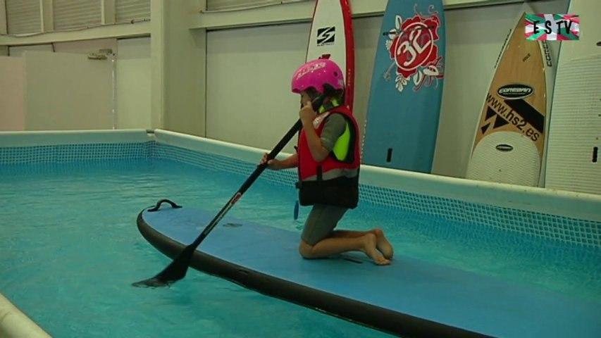 Irun: SportJam 2013 Stand Up Paddle - Euskadi Surf TV