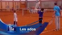 La relève à Istres Sports tennis